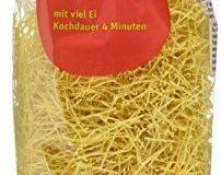 tegut* Eiernudeln Faden, 6er Pack (6 x 250 g)