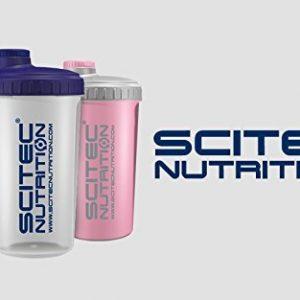 Scitec Nutrition Shaker, 700 ml, transparent