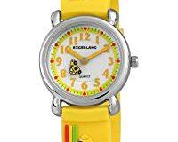 Excellanc Unisex-Armbanduhr Analog Quarz Kautschuk 407024000048