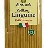 Alnatura Bio Linguine Vollkorn, vegan, 6er Pack (6 x 500 g)
