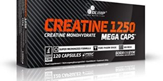 Olimp Creatine 1250 Mega Caps, 120 Kapseln