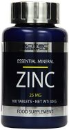Scitec Nutrition Zinc 25 MG, 100 Tabletten, 1er Pack (1 x 40.2g)
