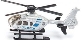 Siku 0807 - Polizei-Hubschrauber