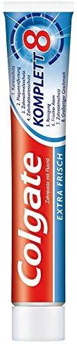 Colgate Komplett Extra Frisch Zahnpasta, 6er Pack (6 x 75 ml)