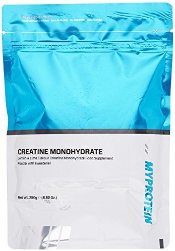 Myprotein Creatine Monohydrate Lemon und Lime, 1er Pack (1 x 250 g)