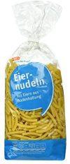 Tegut kleinster Preis Eiernudeln Maccaroni, 5er Pack (5 x 500 g)