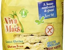 VIVA MAIS Maiswaffeln mit Salz Glutenfre, 1er Pack (1 x 100 g)