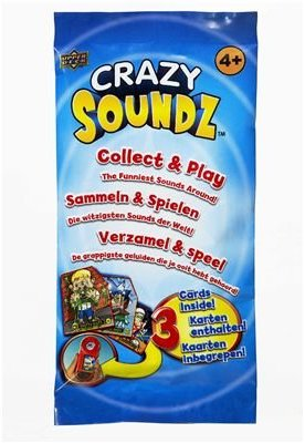 Upper Deck 21305 - Crazy Sounds 3er Refill Pack