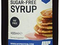 Myprotein MySyrup Raspberry, 1er Pack (1 x 400 ml)