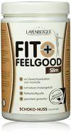 Layenberger Fit+Feelgood Slim Mahlzeitersatz Schoko-Nuss, 1er Pack (1 x 430g)