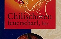 Sonnentor Chilischoten feuerscharf, 1er Pack (1 x 25 g) - Bio