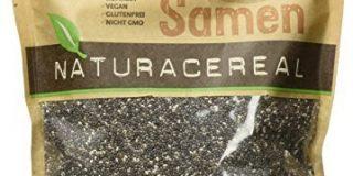 Naturacereal Bio Chia Samen, 1er Pack (1 x 450 g)