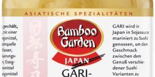 Bamboo Garden Gari-Sushi Ingwer 190g, 2er Pack (2 x 190 g)