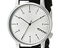 Komono Winston Woven Herren Armbanduhr KOM-W2032