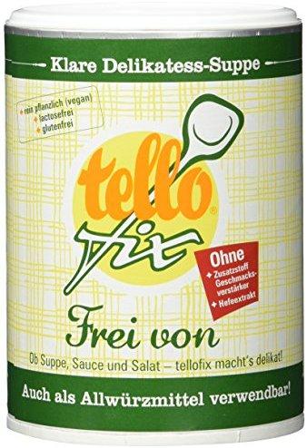 tellofix Frei von, 1er Pack (1 x 220 g Packung)