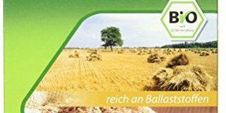 Naturwert Bio Weizenkleie, 1er Pack (1 x 250 g Packung)
