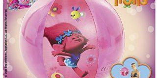 Happy People 16220 Trolls Wasserball, bedruckt, 33 cm, 50 cm