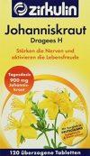Zirkulin Johanniskraut Dragees H, 120 Tabletten