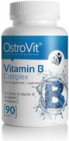 OstroVit Vitamin B Complex, 90 tabs