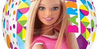 Amscan 3127601 15 x 40,6 cm Barbie Sparkle Orbz Folie Ballons