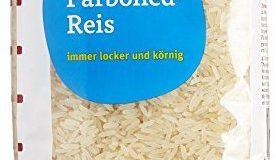 Tegut Spitzen-Langkorn Parboiled-Reis, 5er Pack (5 x 1 kg)