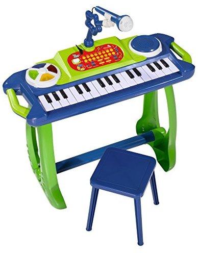 Simba 106838886 - My Music World Standkeyboard 50cm