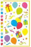 """Susy Card 40014722 - STICKER """"Mix it"""", 1 Packung mit 3 Bogen"""