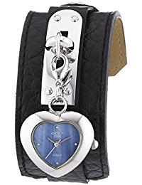 At Time Damen-Armbanduhr Analog Quarz 422-1007-94