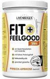 Layenberger Fit+Feelgood Slim Mahlzeitersatz Pfirsich-Aprikose, 1er Pack (1 x 430g)