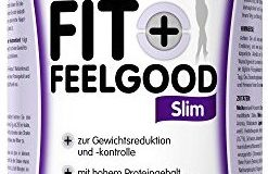 Layenberger Fit+Feelgood Slim Mahlzeitersatz Heidelbeer-Cassis, 1er Pack (1 x 430g)