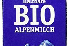 Berchtesgadener Land Bio Haltbare Bio-Alpenmilch, 3.5% Fett, 12er Pack (12 x 1 l)
