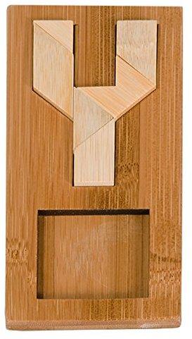 Fridolin - 17363 - Puzzle - Buchstaben Puzzle Y