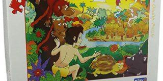Kindertraume 0621 Mogli Kinder Puzzle (99-)
