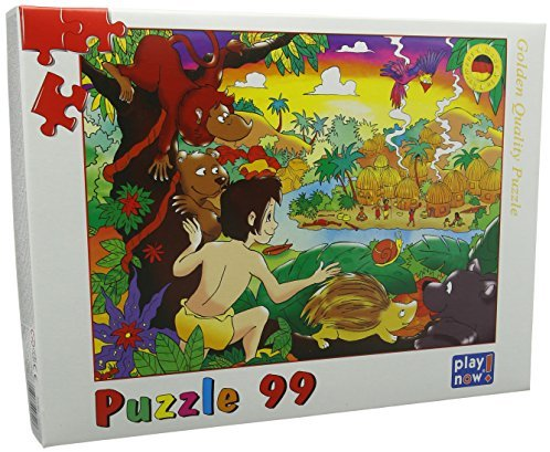 Kindertraume 0621 Mogli Kinder Puzzle (99-)