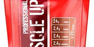 Activlab, MUSCLE UP Professional, Erdbeere, 1er Pack (1x 700g)