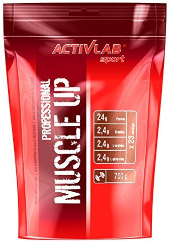 Activlab, Muscle Up Protein, Nuss, 1er Pack (1x 700g)