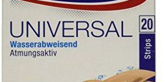 Hansaplast Universal Pflaster Wasserabweisend 20 Strips