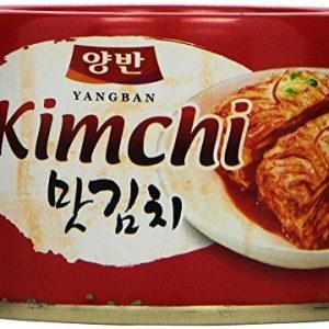 DONGWON Kimchi, koreanisch eingelegter Kohl, 6er Pack (6x 160g)