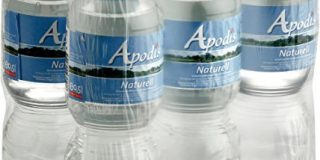 Apodis Mineralwasser Naturell, 6er Pack (6 x 500 ml)