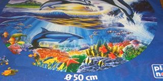 Kindertraume 0336 Dolphin Rondo Puzzle (500 Stk)