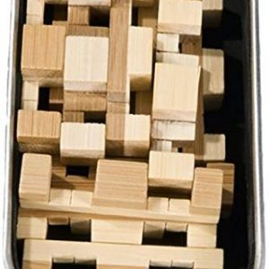 IQ-Test-3D Puzzle Ruszt