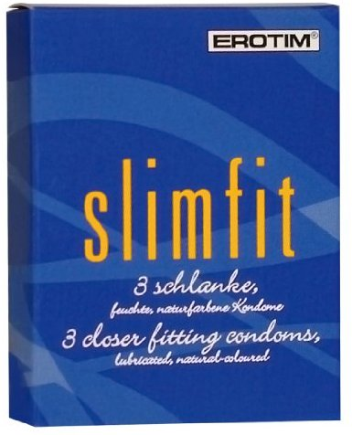 Erotim Slimfit feucht 3er