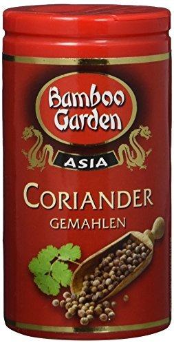 Bamboo Garden Coriander gemahlen, 4er Pack (4 x 25 g)