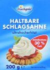 Frischgold Haltbare Schlagsahne, 9er Pack (9 x 200 g)
