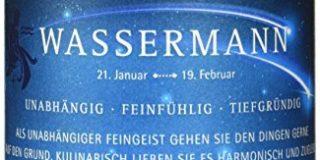 Hallingers Tee Sternzeichen Wassermann Premiumdose 1, 1er Pack (1 x 140 g)