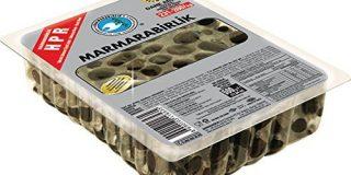 Marmarabirlik Oliven, schwarz, mit Stein, Hiper, 1er Pack (1 x 500 ml)