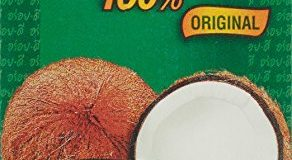 Aroy-D Kokosnussmilch, Fettgehalt: ca. 17%, 18er Pack (18 x 250 ml Packung)