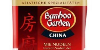 Bamboo Garden Mie Nudeln 250g, 3er Pack (3 x 250 g)