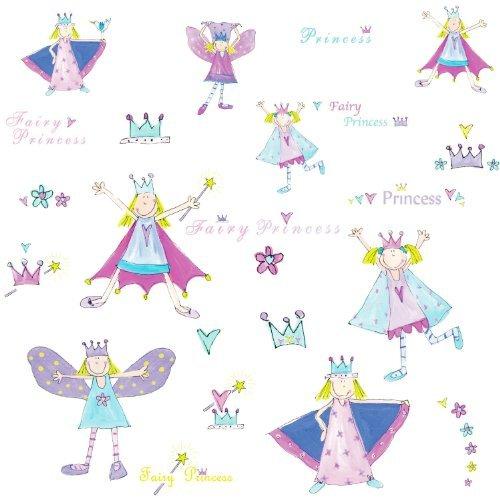 RoomMates 54241 Feen Prinzessin