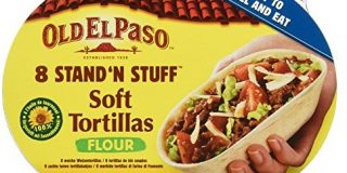 Old El Paso Stand n Stuff Soft Tortillas, 2er Pack (2 x 193 g)
